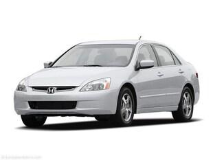 2005 Honda Accord IMA w/Navigation System Sedan