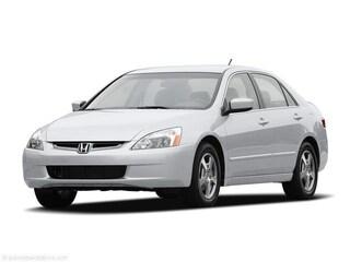Bargain used 2005 Honda Accord IMA w/Navigation System Sedan for sale in Denver, CO