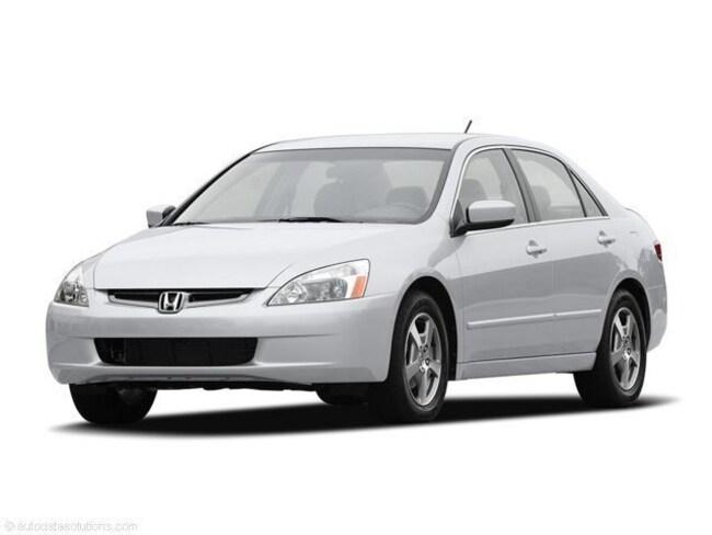 2005 Honda Accord Hybrid Hybrid Sedan
