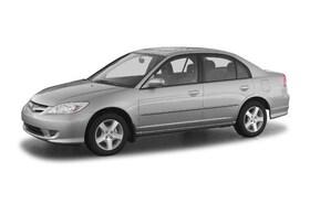 2005 Honda Civic LX Sedan