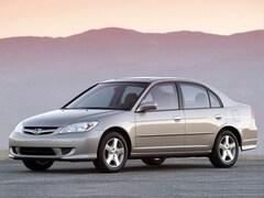 2005 Honda Civic LX SE Sedan