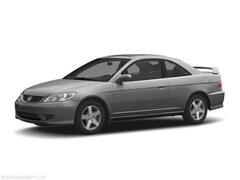 2005 Honda Civic HX w/Side SRS Coupe
