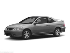 Used 2005 Honda Civic LX Coupe near Downingtown, PA