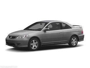 2005 Honda Civic EX w/Side SRS Coupe