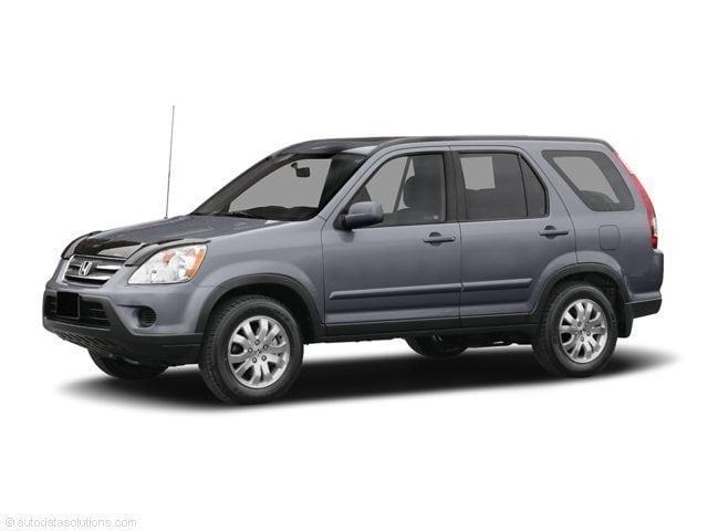 2005 Honda CR-V LX SUV