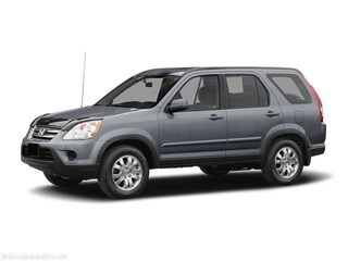 Used 2005 Honda CR-V EX SE 4WD EX AT SE in Fort Myers