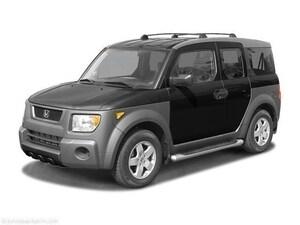 2005 Honda Element EX w/Side Airbags