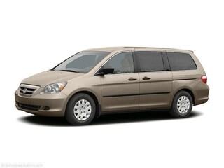 Used 2005 Honda Odyssey EX-L Van 5FNRL38635B065121 Murray, UT