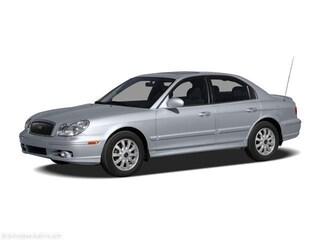 2005 Hyundai Sonata GL GL  Sedan