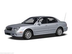 2005 Hyundai Sonata LX Sedan