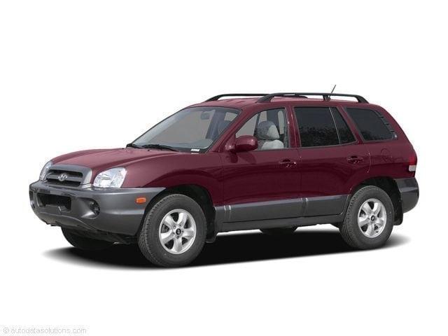 2005 Hyundai Santa Fe GLS SUV