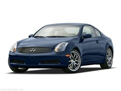 2005 INFINITI G35 Base Coupe V6 DOHC 24V 3.5L 5-Speed Automatic with Overdrive A2099