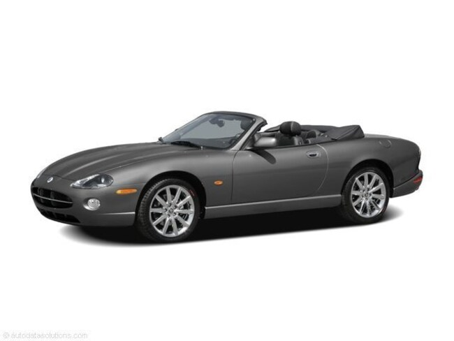 Used 2005 Jaguar XK-Series Base XK8  Convertible Near Vancouver WA