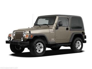 2005 Jeep Wrangler Rubicon SUV for Sale in Downers Grove at Max Madsen Mitsubishi