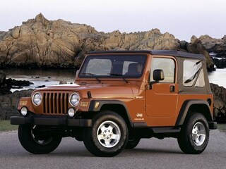 Used 2005 Jeep Wrangler Sport SUV in Steamboat Springs, CO
