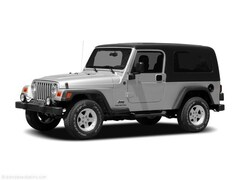 2005 Jeep Wrangler Unlimited LWB SUV