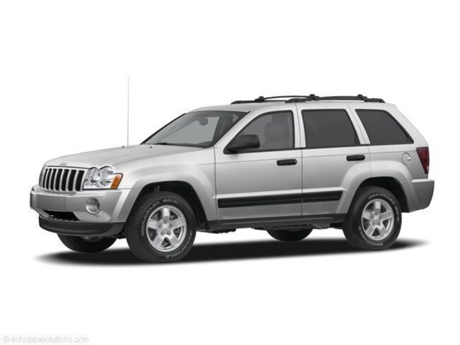 2005 Jeep Grand Cherokee Limited 4WD SUV