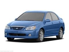 2005 Kia Spectra LX Sedan