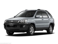 2005 Kia Sportage EX V6 SUV