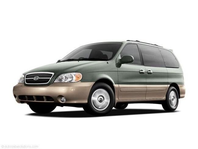 2005 Kia Sedona LX Van