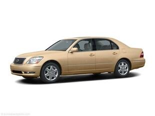 2005 LEXUS LS 430 Base Sedan
