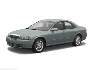 2005 Lincoln LS V6 Sedan