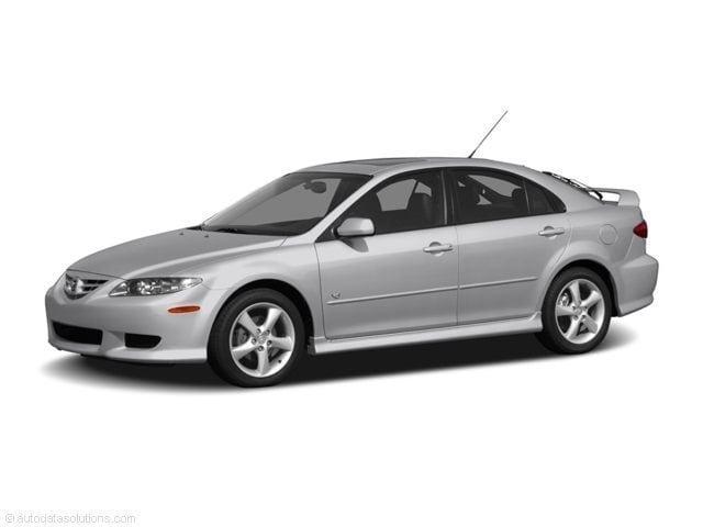 2005 Mazda Mazda6 Sport HB i Manual Hatchback 4 Cyl.