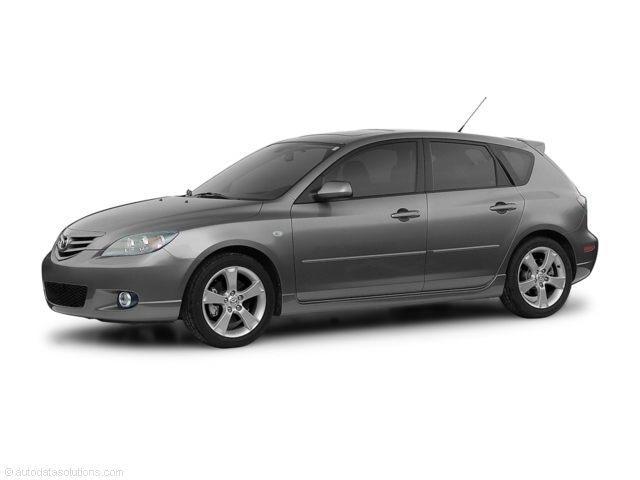 2005 Mazda Mazda3 s Hatchback