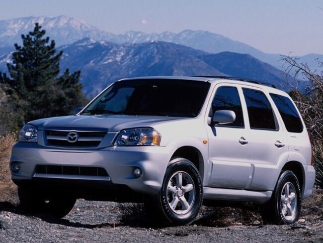 2005 Mazda Tribute i SUV
