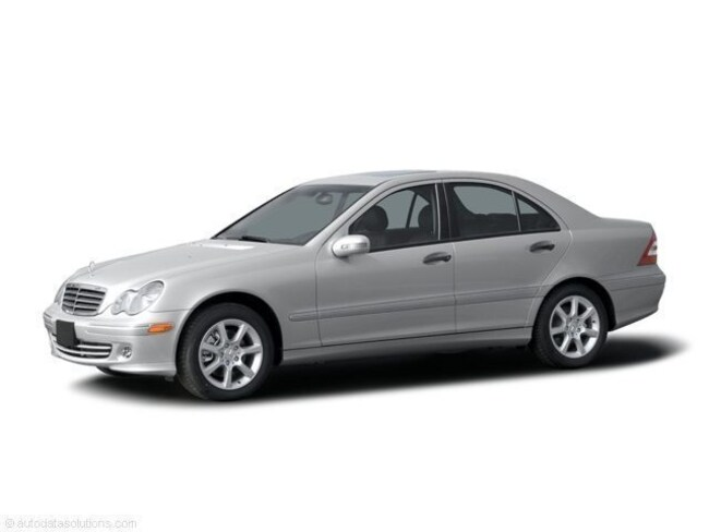 Bobby Rahal Mercedes >> Used 2005 Mercedes Benz C Class For Sale Wexford Pa