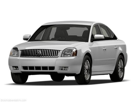 2005 Mercury Montego Luxury Sedan