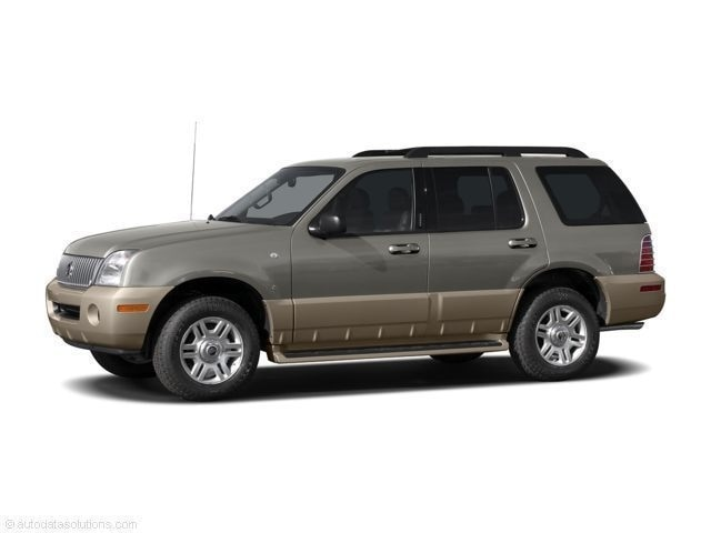 2005 Mercury Mountaineer 4.0L V6 SUV