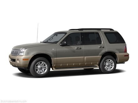 2005 Mercury Mountaineer 4.0L V6 SUV