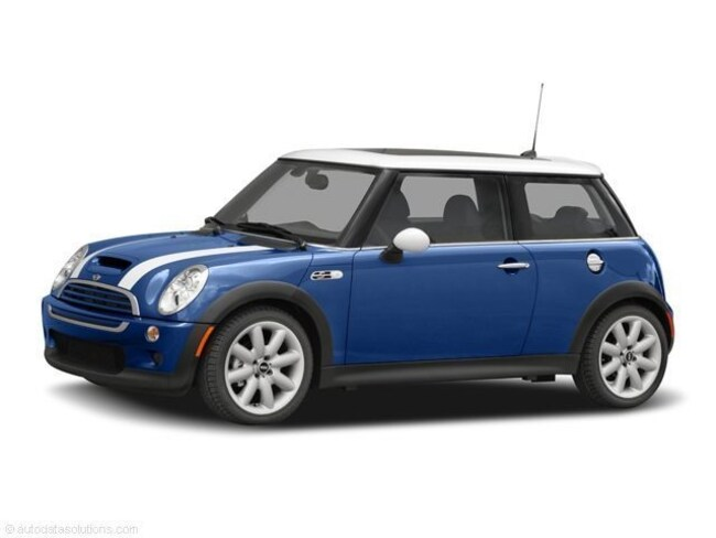 2005 MINI Cooper S Base Hatchback