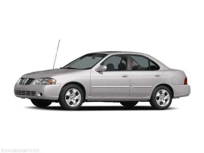 Used 2005 Nissan Sentra Sedan for sale in Ogden, UT at Young Subaru