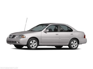 Bargain Used 2005 Nissan Sentra 1.8 S Sedan near Providence