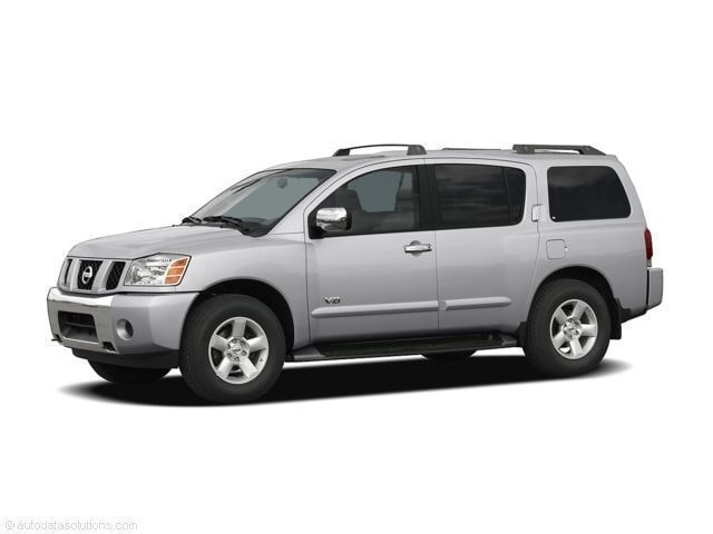 2005 Nissan Armada SE SUV