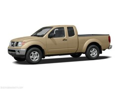 2005 Nissan Frontier Truck King Cab