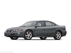 2005 Pontiac Bonneville GXP Sedan