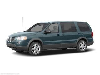 2005 Pontiac Montana SV6 w/1SB Pkg Van Extended Passenger Van