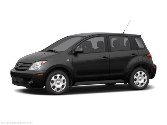 Used 2005 Scion xA For Sale at Mike Kelly Hyundai | VIN