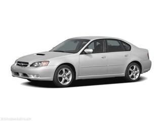 2005 Subaru Legacy 2.5 i Sedan 4S3BL616557213532 for sale in Kaysville, Utah at Young Kia