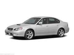 Used 2005 Subaru Legacy Sedan GT Ltd AWD 4S3BL676254224965 in Flagstaff, AZ