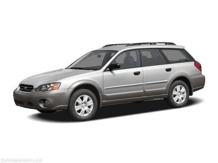 2005 Subaru Outback Outback Wagon 4S4BP61C757358562