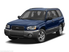used 2005 Subaru Forester X SUV JF1SG636X5H750737 S909771 in Doylestown