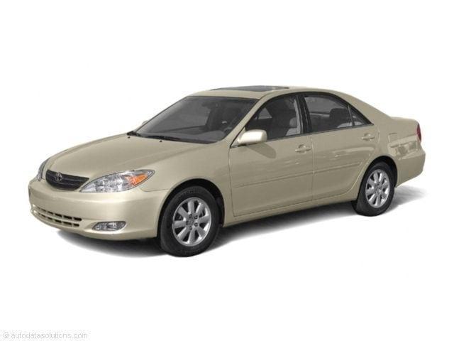 2005 Toyota Camry Sedan