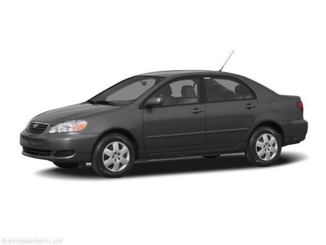 2005 Toyota Corolla Sedan