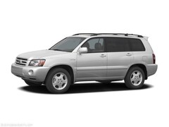 Used 2005 Toyota Highlander V6 SUV near Hartford