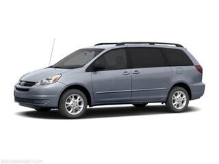 2005 Toyota Sienna Van