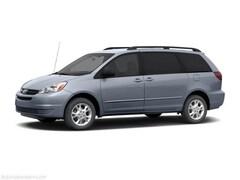 2005 Toyota Sienna XLE Van